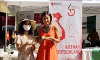 Werbung für Image Vietnams in Deutschland