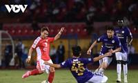 Ha Noi FC wird Viettel beim Finale von Bamboo Airways Fußballnational-Pokal treffen