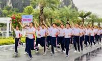 Quang Ninh veranstaltet den olympischen Tag des Laufens