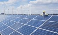 Informationen für nachhaltige Energie-Entwicklung