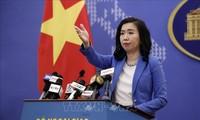 Vietnam beharrt auf Standpunkt über Ostmeer und fordert COC-Verhandlung