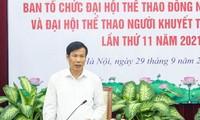 Vietnam hat Plan für die 31. Südostasienspiele erstellt