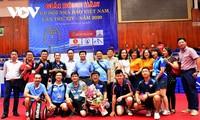 Eröffnung des Tisch-Tennis-Turniers des vietnamesischen Journalisten-Verbands 2020