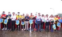Eröffnung der Nationalmeisterschaft für Rudern und Kanu 2020