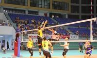 Eröffnung des Turniers für Volleyball-Klubs