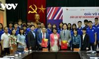 Mehr als 700 Sportler beteiligen sich an dem Taekwondo-Pokal des südkoreanischen Botschafters 2020