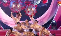 Das Festival für internationale Tänze und Cheerleading