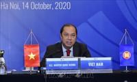 Die Sitzung der ASEAN-Arbeitsgruppe für medizinische Notfälle