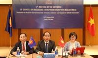 Förderung der integrativen Unternehmen für Behinderte in ASEAN