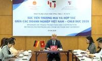 Vietnamesisch- deutsche Unternehmen nehmen Chancen für Zusammenarbeit durch EVFTA an