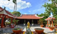Die spirituellen Grenzsteine auf der Inselgruppe Truong Sa