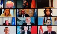 UN-Sicherheitsrat berät Tagesordnung über Frauen, Frieden und Sicherheit