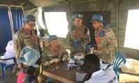 Der Mut der vietnamesischen Soldaten im Südsudan