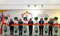 """Bilderausstellung """"ASEAN und der Herbst in Hanoi"""""""