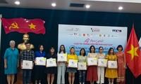 Die Preis-Verleihung für junge Frankophonie-Journalisten