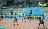 Abschluss der Volleyball-Meisterschaft für Frauen und Männer