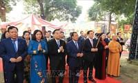 Feier zum 10. Jahrestag der Anerkennung der Thang Long-Zitadelle als Weltkulturerbe