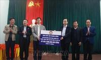 Vorsitzender der vaterländischen Front Vietnams besucht Bewohner in Quang Tri