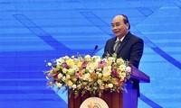 Premierminister Nguyen Xuan Phuc: Position, Mut und Talent Vietnams im ASEAN-Jahr 2020