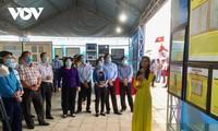 Eröffnung der Ausstellung der Dokumente über Inselgruppen Hoang Sa und Truong Sa in Bac Lieu