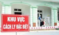 Vietnam bestätigt eine Neuinfektion von Covid-19 nach der Einreise