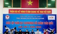 Training für 130 Taekwondo-Trainer