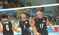 Fünf neue Sportler für die Volleyball-Nationalmannschaft
