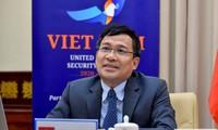 Errungenschaften Vietnams in der Diplomatie