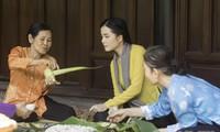 Can Tho: Eröffnung des Festes für Kuchen und Früchte My Khanh
