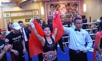 Quang Ngai wird die Box-Weltmeisterschaft im Jahr 2021 austragen