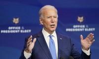 Die USA unter der Leitung von Präsident Joe Biden