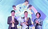 Fußballspieler Nguyen Nho erhält den Fair-Play-Preis 2020