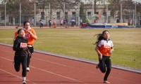 Leichtathletik für Lernende des Schuljahrs 2020-2021 in Hanoi
