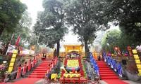 Belebung der königlichen Zeremonie der Zitadelle Thang Long
