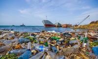 Aufklärung über den Kampf gegen Plastikmüll