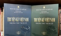 """Herausgabe der Buchserie """"Geschichte über Vietnam in altertümlicher Bibliografie"""""""