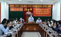 Der Premierminister fordert stärkere Förderung des Tourismus in Phu Yen