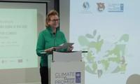 Einsatz der Jugendlichen für den Kampf gegen den Klimawandel verstärken