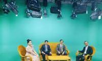 Der vietnamesische Poesietag ist im Fernsehsender der Stadt Da Nang gesendet worden