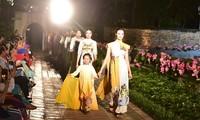 Woche der Tracht Ao Dai im ganzen Land
