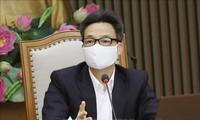 Vietnamesen werden am 8. März mit Covid-19-Impfstoff geimpft