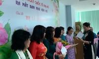 Der Schriftsteller-Verband von Ho-Chi-Minh-Stadt stellt die neue Abteilung der Schriftstellerinnen vor