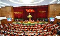 Bericht über die Sitzung des KP-Zentralkomitees