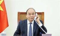 Die strategische Partnerschaft zwischen Vietnam und Singapur läuft effizient