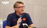 Trainer Troussier wählt 34 Spieler für U19-Fußballmannschaft Vietnams