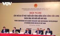 Wunsch nach einem wohlhabenden und fruchtbaren Mekong-Delta