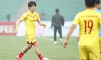 Die vietnamesische Fußballmannschaft wird sich an der WM-Qualifikationsrunde in UAE beteiligen