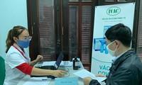 Test des zweiten Covid-19-Impfstoffs Vietnams