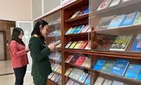 Bibliothek der Armee stellt Bücher zum 90. Gründungstag des Jugendverbands vor