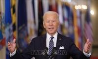 US-Präsident Joe Biden nimmt an EU-Gipfel teil